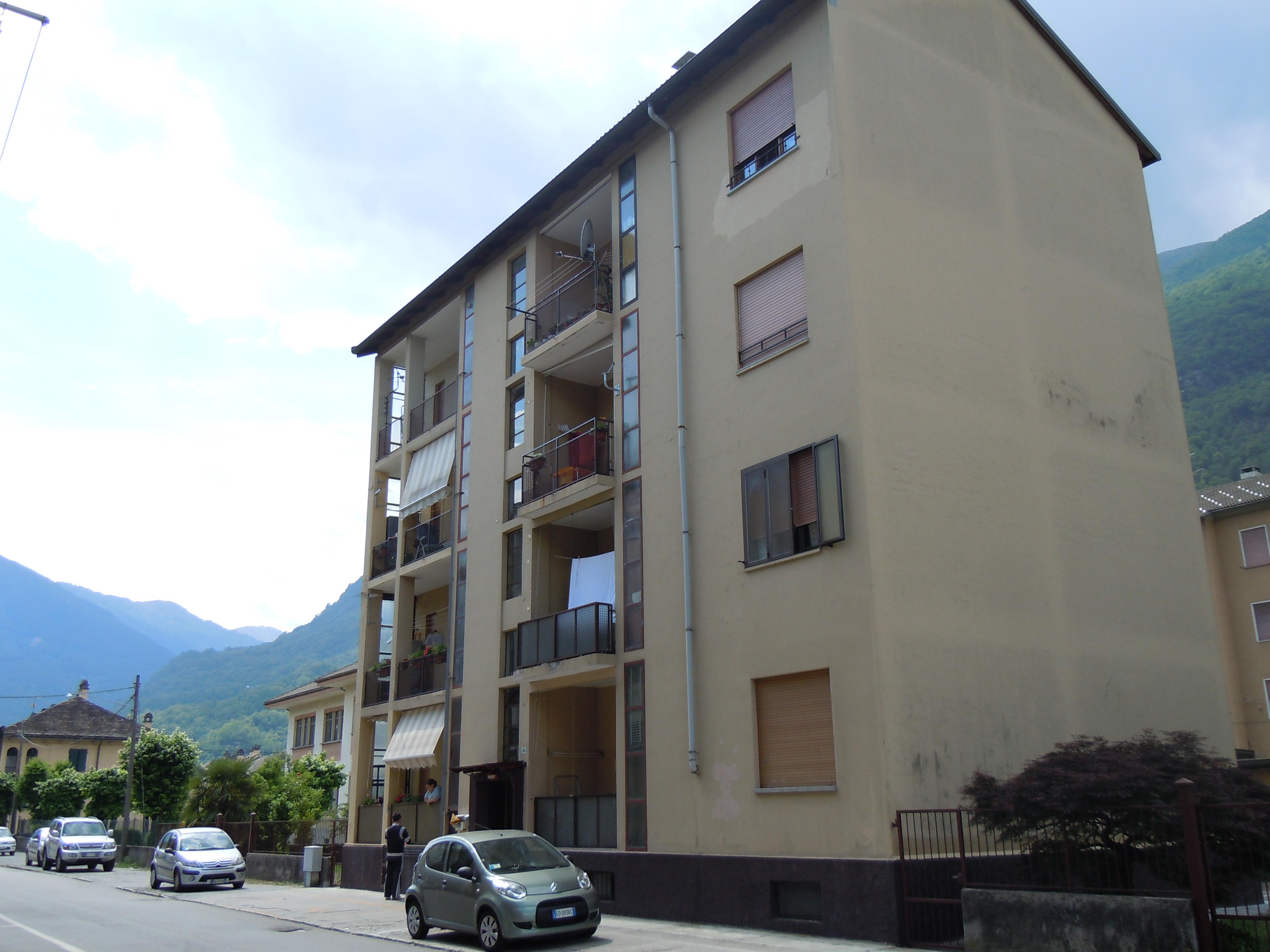 Vendesi appartamento a Villadossola